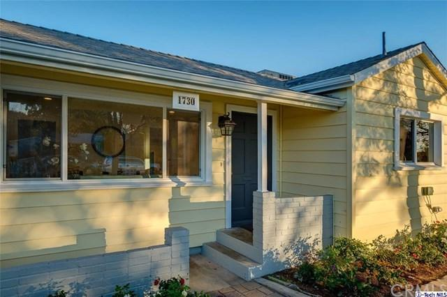 1730 N California Street, Burbank, CA 91505 (#318000962) :: RE/MAX Masters