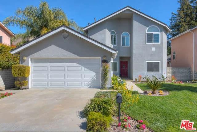 6318 Chimineas Avenue, Tarzana, CA 91335 (#18323074) :: Fred Sed Realty
