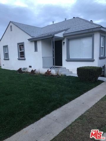 3556 Hillcrest Drive, Los Angeles (City), CA 90016 (#18323284) :: The Darryl and JJ Jones Team