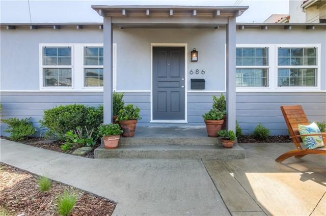 686 W Palm Avenue, El Segundo, CA 90245 (#SB18047276) :: Go Gabby