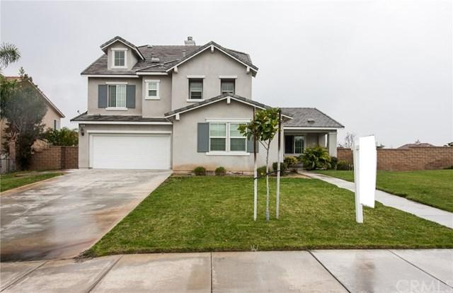 7511 Soaring Bird Court, Eastvale, CA 92880 (#IG18059948) :: Fred Sed Realty