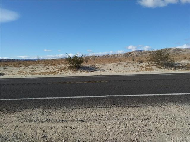 0 Hwy 78, Borrego Springs, CA 92004 (#PW18060019) :: Fred Sed Group