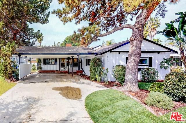 4907 Bluebell Avenue, Valley Village, CA 91607 (#18322948) :: Prime Partners Realty