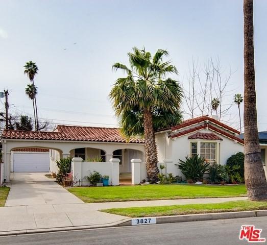 3827 Cherrywood Avenue, Los Angeles (City), CA 90008 (#18322708) :: Realty Vault