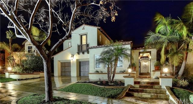 6 Hallcrest Drive, Ladera Ranch, CA 92694 (#OC18059960) :: Berkshire Hathaway Home Services California Properties