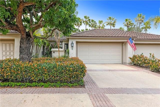 5 Sea Cove Lane #8, Newport Beach, CA 92660 (#NP18059994) :: Mainstreet Realtors®