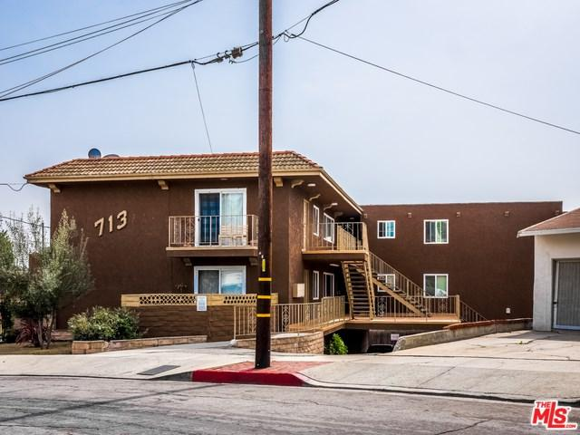 713 Edgewood Street, Inglewood, CA 90302 (#18323512) :: RE/MAX Masters