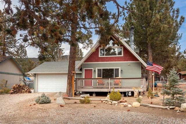 1081 W North Shore Drive, Big Bear, CA 92314 (#PW18060223) :: Realty Vault