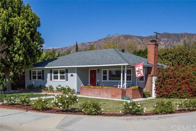 455 E Leadora Avenue, Glendora, CA 91741 (#AR18060330) :: RE/MAX Masters