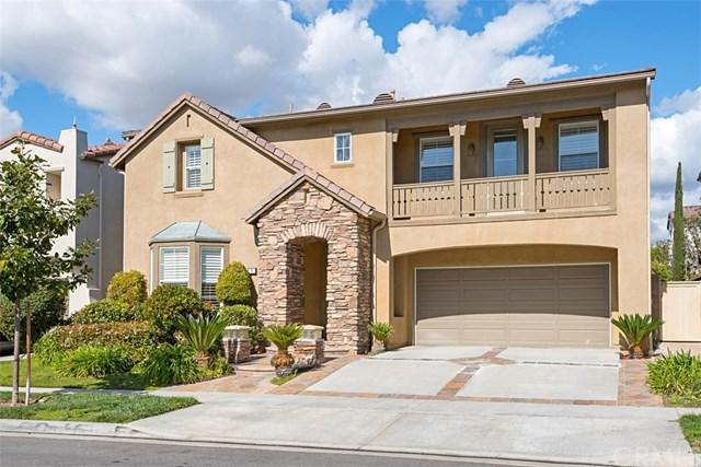 7 Coloma, Irvine, CA 92602 (#OC18058811) :: DiGonzini Real Estate Group