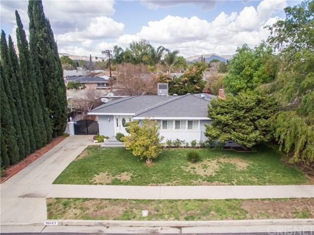 16647 Los Alimos Street, Granada Hills, CA 91344 (#SR18060438) :: Realty Vault