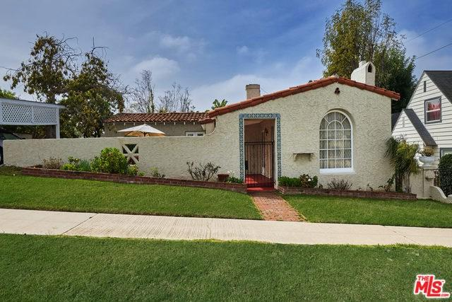 4660 W 62ND Place, Los Angeles (City), CA 90043 (#18323634) :: Realty Vault