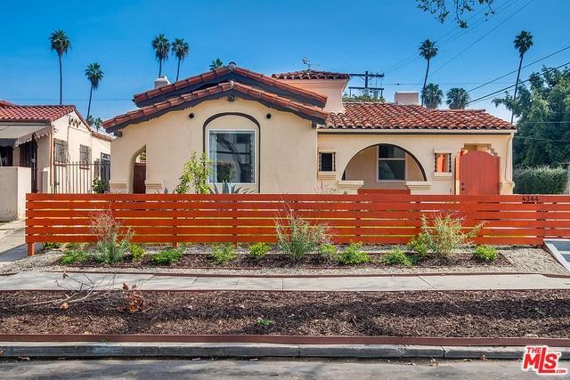 4344 4TH Avenue, Los Angeles (City), CA 90008 (#18322342) :: Realty Vault