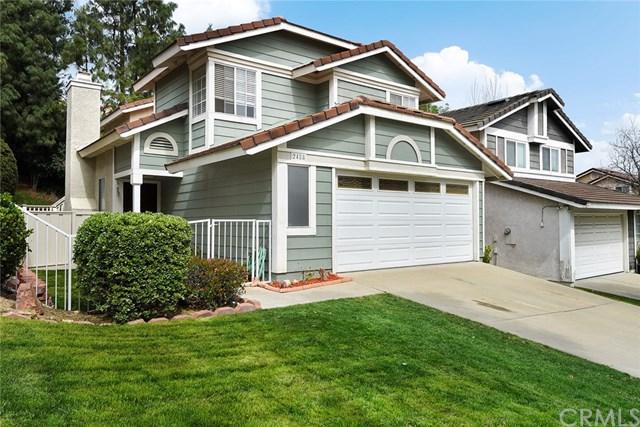 2488 Copper Saddle Way, Chino Hills, CA 91709 (#CV18056354) :: Z Team OC Real Estate