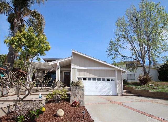 317 Avenida Sierra, San Clemente, CA 92672 (#OC18060741) :: Teles Properties   A Douglas Elliman Real Estate Company