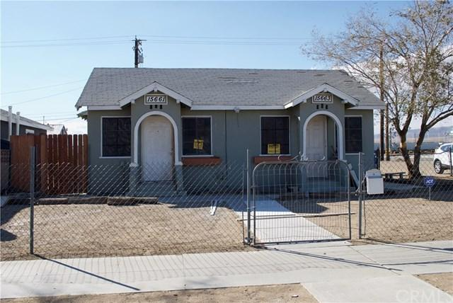 15661 K Street, Mojave, CA 93501 (#DW18060752) :: RE/MAX Parkside Real Estate