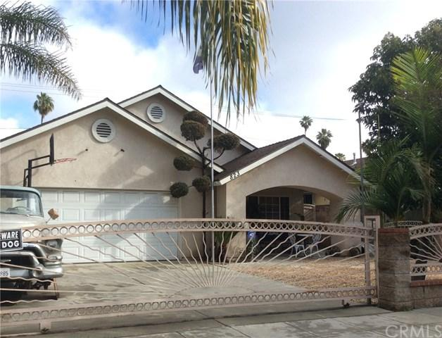 823 E 3rd Street, Pomona, CA 91766 (#DW18060994) :: Z Team OC Real Estate
