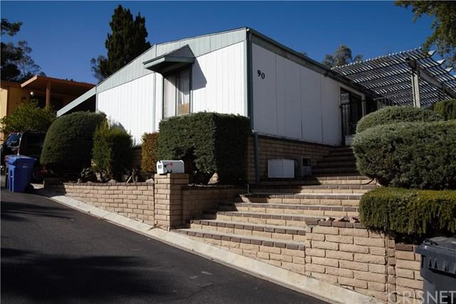24425 Woolsey Canyon Road #90, West Hills, CA 91304 (#SR18060996) :: Z Team OC Real Estate