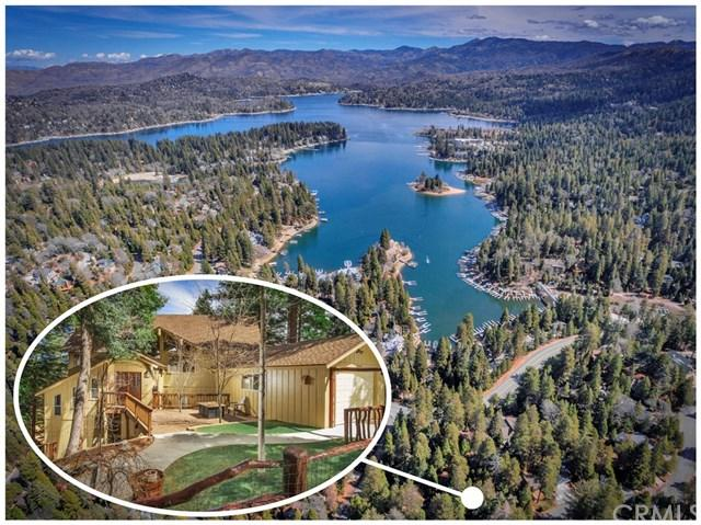 27408 Pinewood Drive, Lake Arrowhead, CA 92352 (#EV18060724) :: RE/MAX Masters