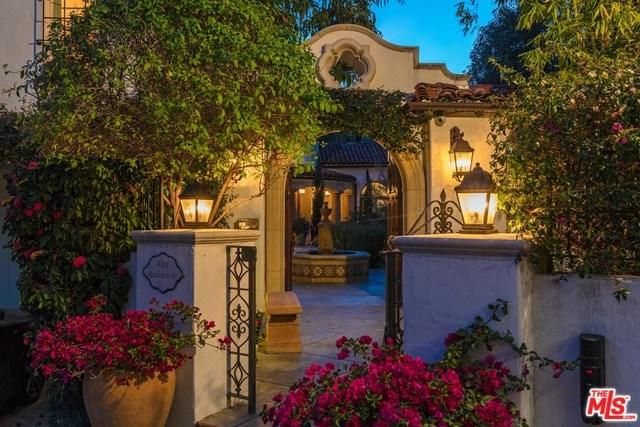 9308 Readcrest Drive, Beverly Hills, CA 90210 (#18323212) :: The Avellan Group