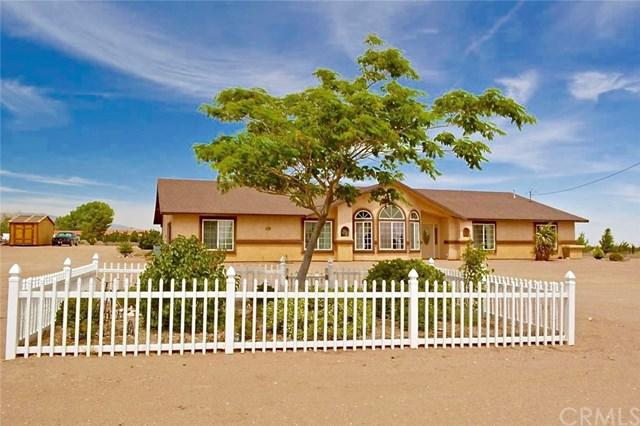 9150 Joshua Road, Oak Hills, CA 92344 (#EV18060978) :: The Darryl and JJ Jones Team