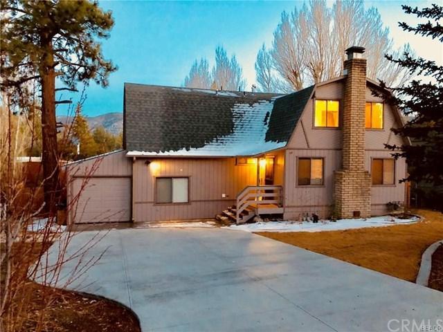 416 San Martin Drive, Big Bear, CA 92314 (#PW18061099) :: Realty Vault
