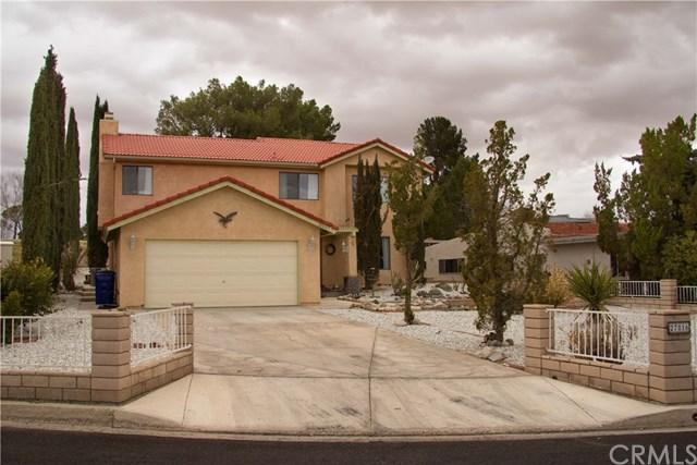 27816 Cottage Lane, Helendale, CA 92342 (#EV18061172) :: RE/MAX Masters