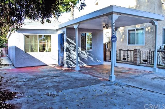 2027 E Shauer Street, Compton, CA 90222 (#MB18061276) :: The Avellan Group