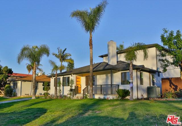 3918 S Sycamore Avenue, Los Angeles (City), CA 90008 (#18323908) :: The Darryl and JJ Jones Team
