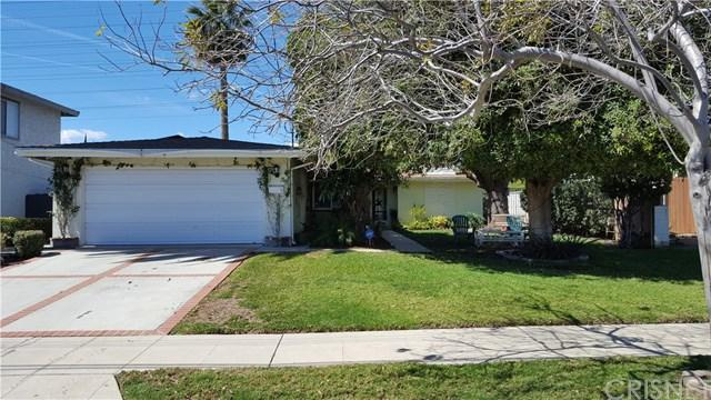 9147 Geyser Avenue, Northridge, CA 91324 (#SR18061307) :: Fred Sed Realty