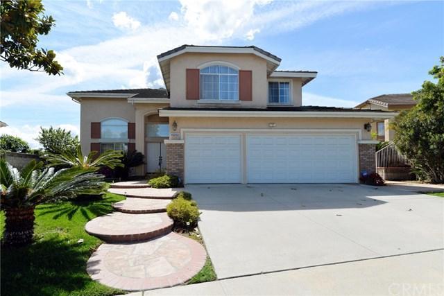 15055 Avenida Compadres, Chino Hills, CA 91709 (#TR18059792) :: Z Team OC Real Estate