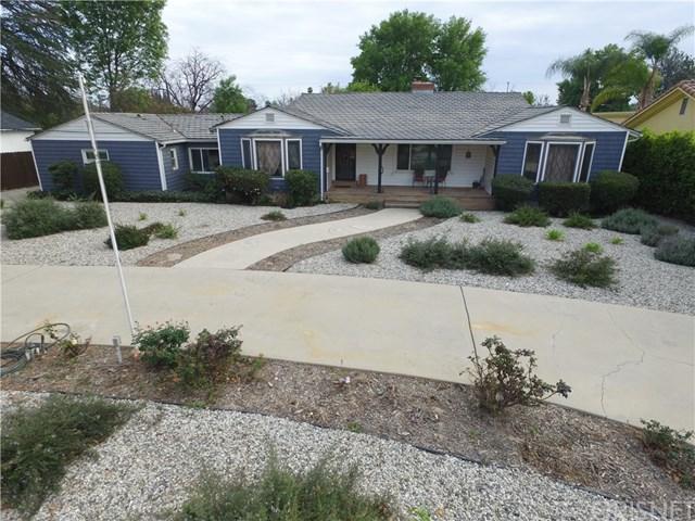 17726 Community Street, Northridge, CA 91325 (#SR18060486) :: Fred Sed Realty