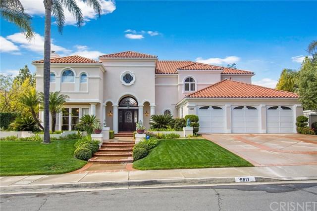 5517 Wellesley Drive, Calabasas, CA 91302 (#SR18060878) :: Z Team OC Real Estate