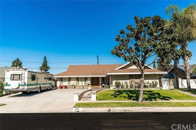 835 Caraway Drive, Whittier, CA 90601 (#DW18058409) :: RE/MAX Masters