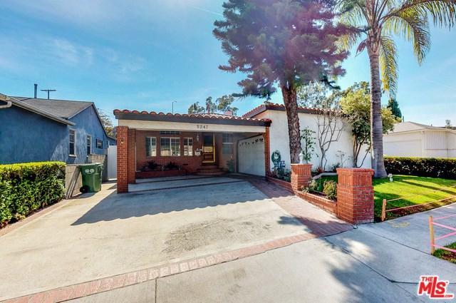 5247 Berryman Avenue, Culver City, CA 90230 (#18324010) :: Team Tami