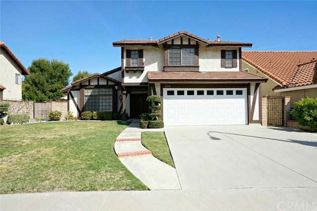 17779 Calle Barcelona, Rowland Heights, CA 91748 (#TR18061508) :: Z Team OC Real Estate