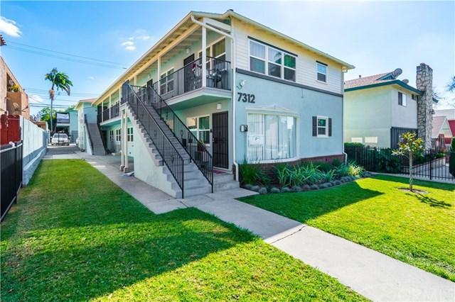 7312 Milton Avenue, Whittier, CA 90602 (#PW18061145) :: The Avellan Group