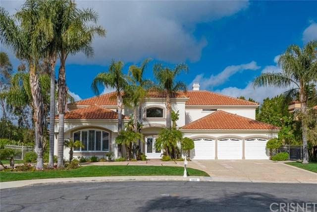 5803 Reefton Court, Calabasas, CA 91302 (#SR18061397) :: Z Team OC Real Estate