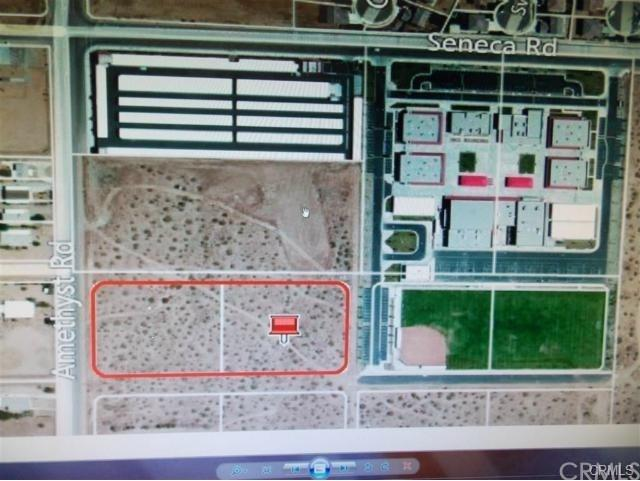 0 Amythest. Rd., Victorville, CA 92392 (#PW18061563) :: Z Team OC Real Estate