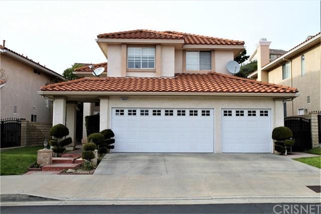 19801 Sierra Meadows Lane, Northridge, CA 91326 (#SR18061608) :: Fred Sed Realty