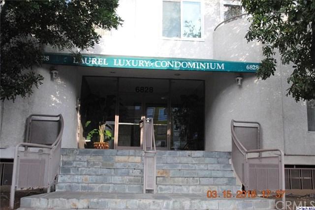 6828 Laurel Canyon Boulevard #202, North Hollywood, CA 91605 (#318000995) :: Z Team OC Real Estate