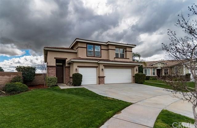 34293 Oakwood Place, Yucaipa, CA 92399 (#IG18061810) :: RE/MAX Empire Properties