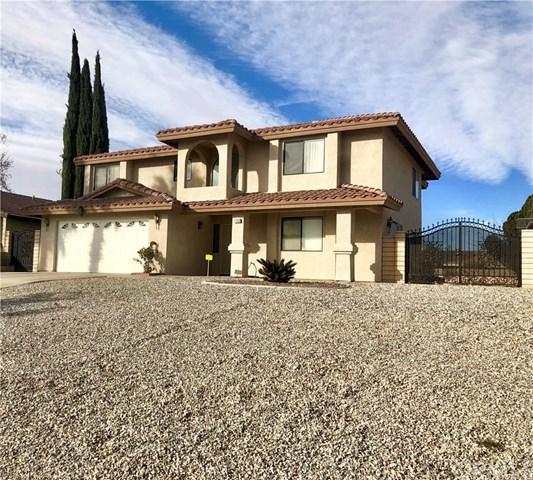17860 Sage Hen Street, Victorville, CA 92395 (#CV18061812) :: Z Team OC Real Estate