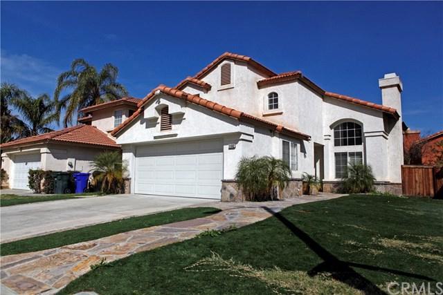 11482 Citrus Glen Lane, Fontana, CA 92337 (#CV18059652) :: RE/MAX Masters