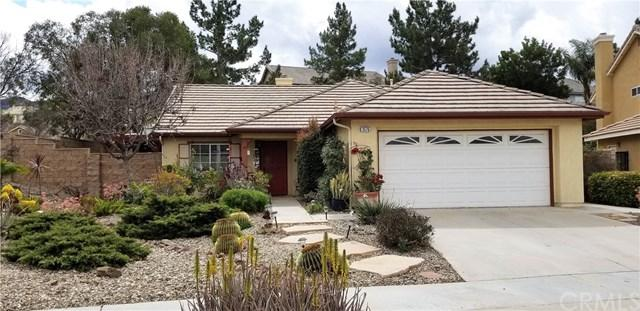 3576 Grovedale Street, Corona, CA 92881 (#PW18060843) :: Kristi Roberts Group, Inc.