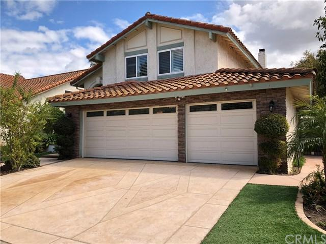 21022 Calle Caminata, Lake Forest, CA 92630 (#OC18061905) :: Fred Sed Realty