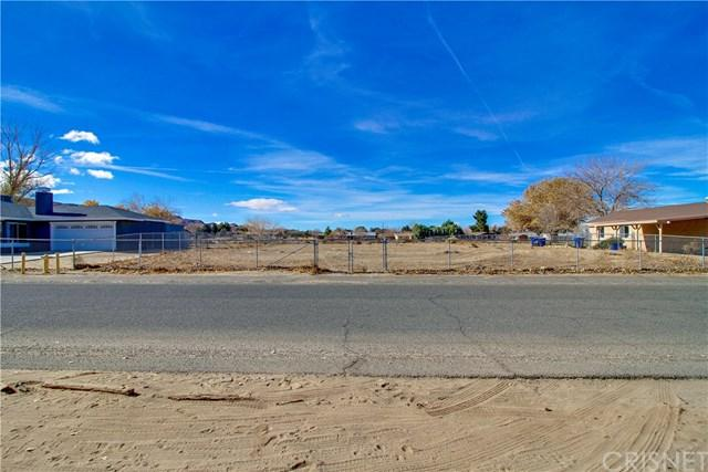 0 Vac/Fieldspring/Coolwater Avenue, Lake Los Angeles, CA 93591 (#SR18061915) :: Fred Sed Realty
