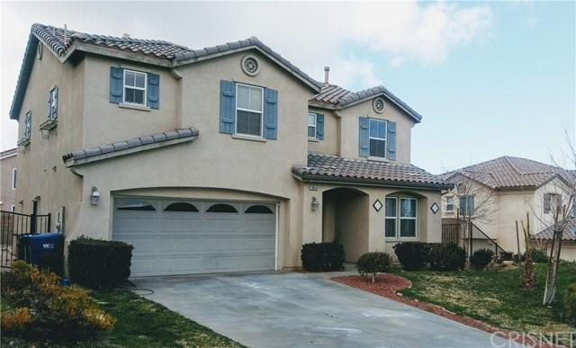 38659 Panther, Palmdale, CA 93551 (#SR18061922) :: The Darryl and JJ Jones Team