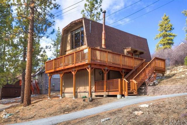 799 Edgemoor Road, Big Bear, CA 92315 (#PW18062012) :: Realty Vault