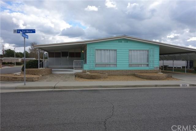 953 Via Del Mesa, Hemet, CA 92543 (#IV18062247) :: Allison James Estates and Homes